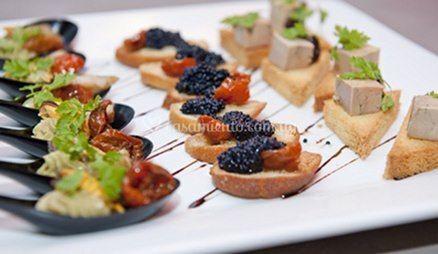 Catering calidad gourmet