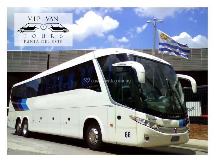 OMNIBUS  44 pasajeros