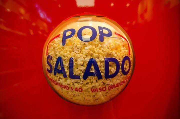 Pop salado