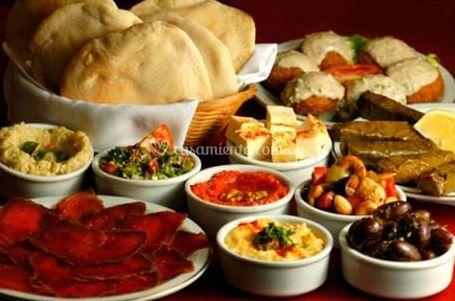 Catering de comidas orientales - Comodas orientales ...