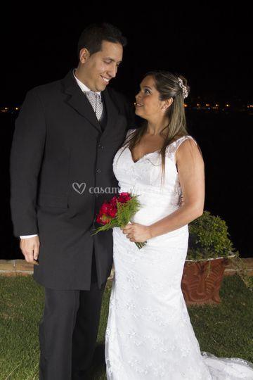 Boda Paola y Federico