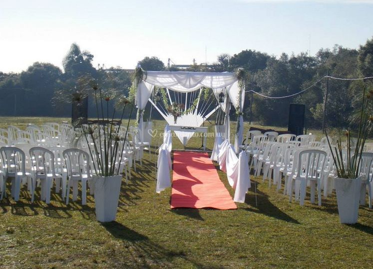 Ideal para ceremonias