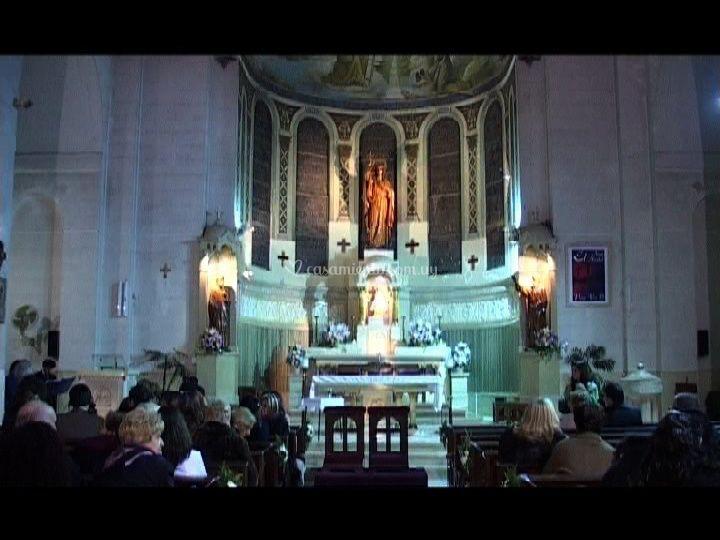 Boda iglesia