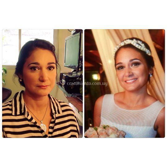 Laura Lapitz-Maquillaje/novias