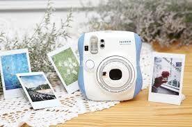 Alquiler cámaras instantáneas