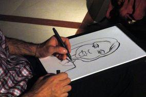Caricaturas en Vivo