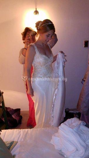 Casamiento Paty Bonino