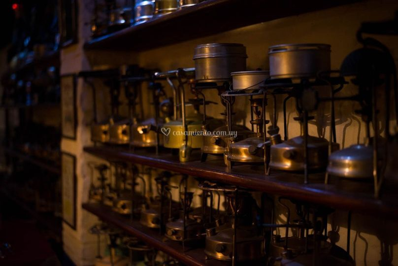 Restaurante Primuseum