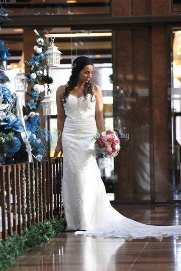 Previas de la novia