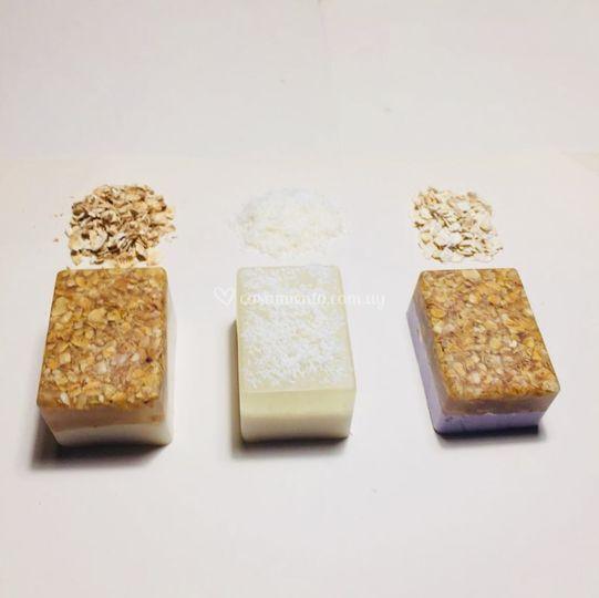Artesanales de glicerina