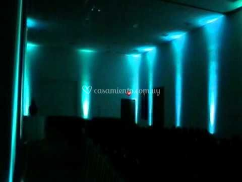 Iluminacion perimetral