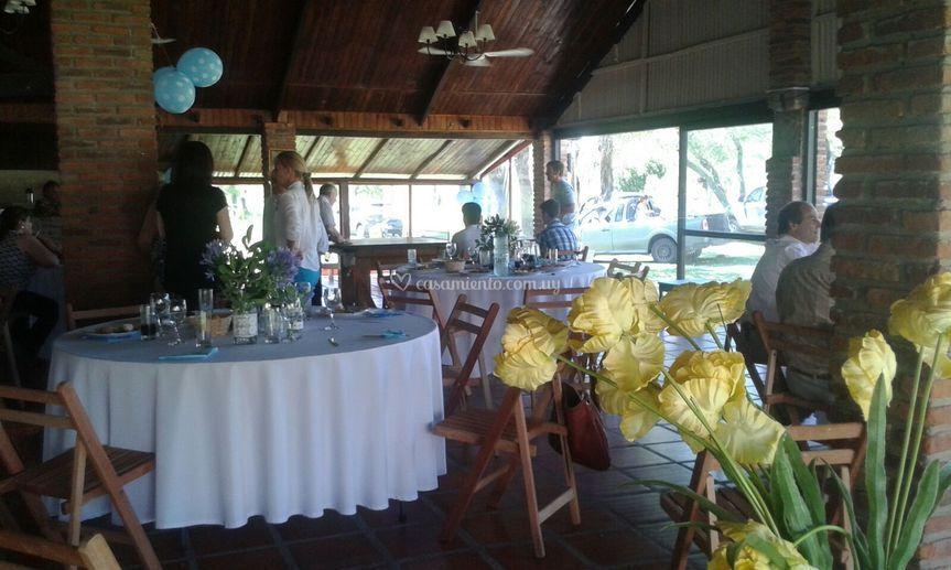 Eventos en Chacra La Victoria