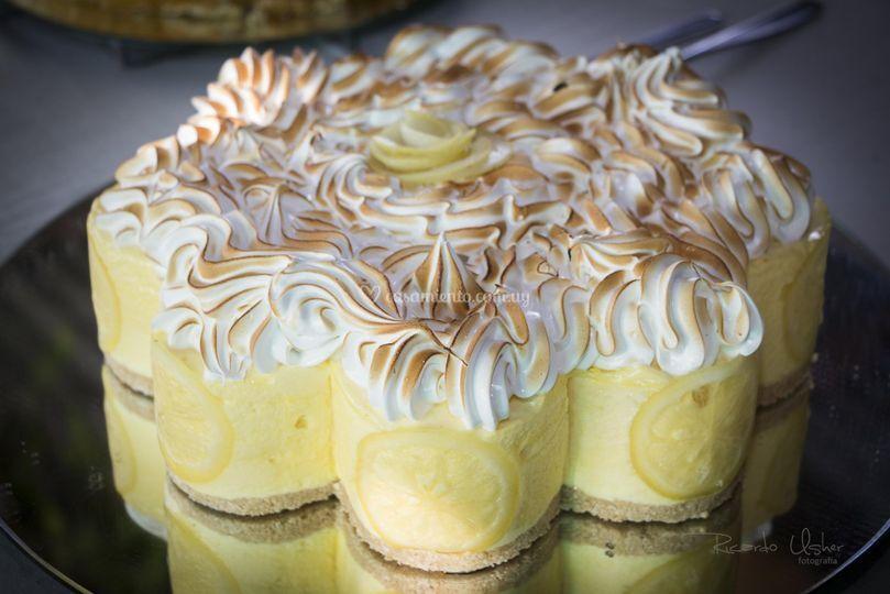 Tortas Lemon Pie