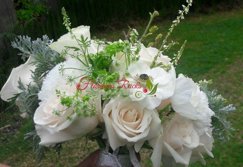 Ramos de novia campestres