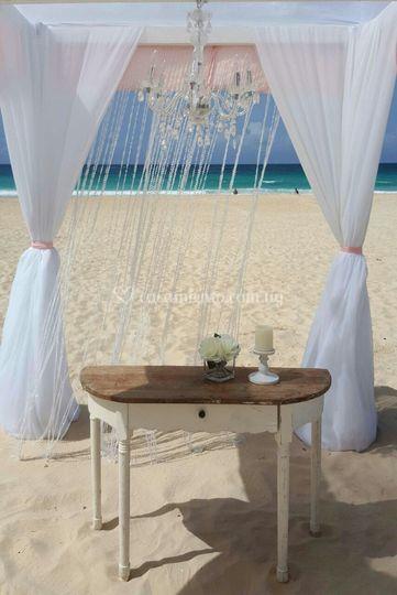 Destin Wedding en Punta Cana