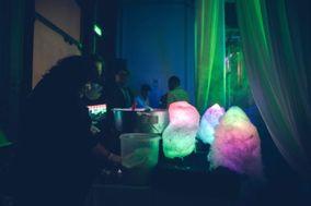 Algodón de Azúcar LED