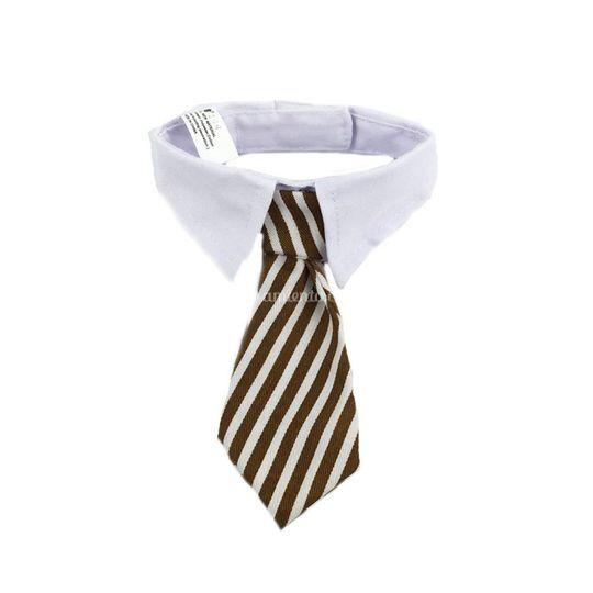 Cuellito corbata