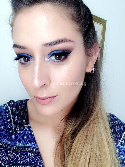 Maquillaje jugado