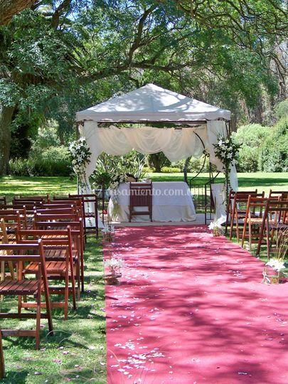 La Cachimba - Ceremonias