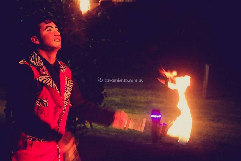 Fuego siempre fuego