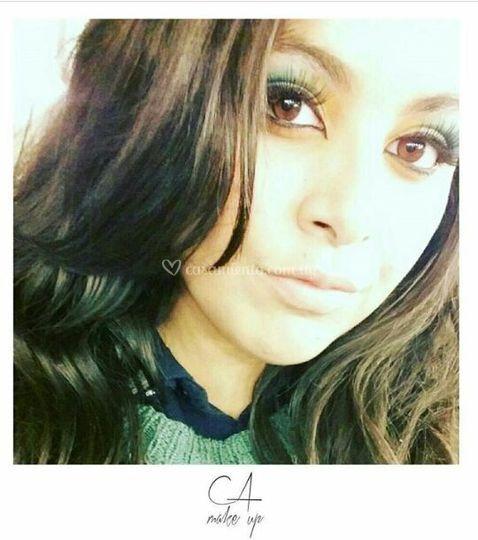Cami Almeida Make Up