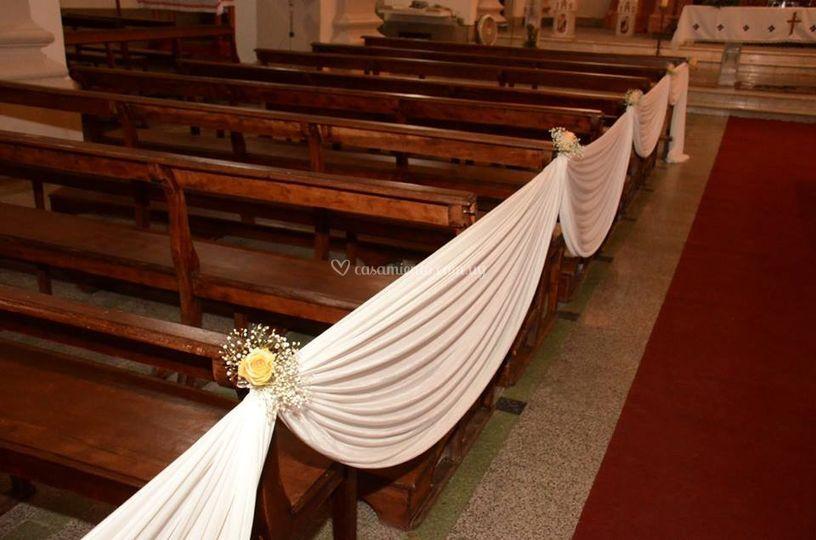 Decoraciones de iglesia