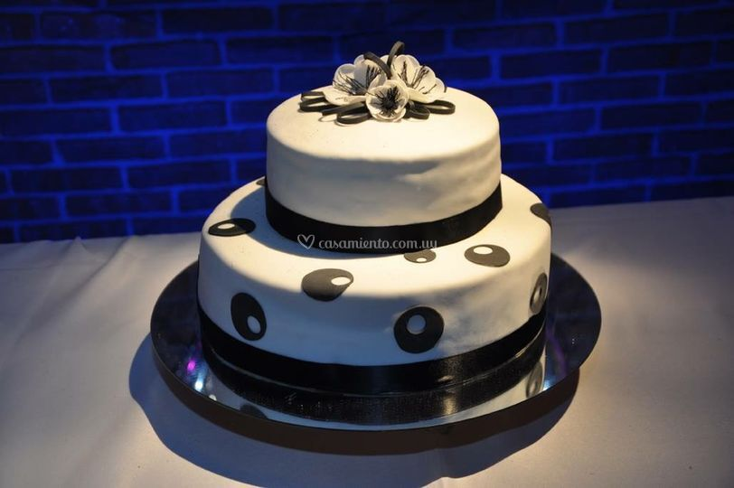 Torta ceremonial de boda