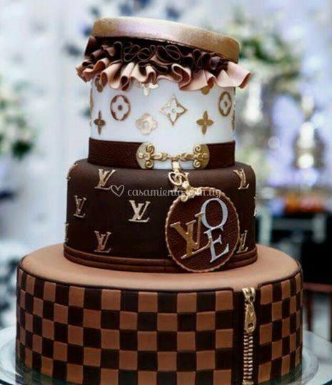 Torta de diseñador