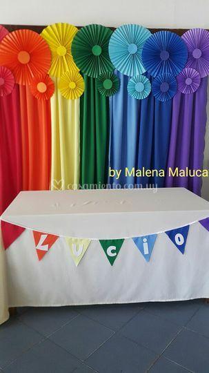 Deco arcoiris