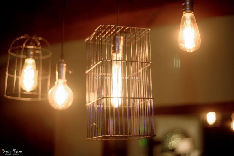 La luz como decoracion