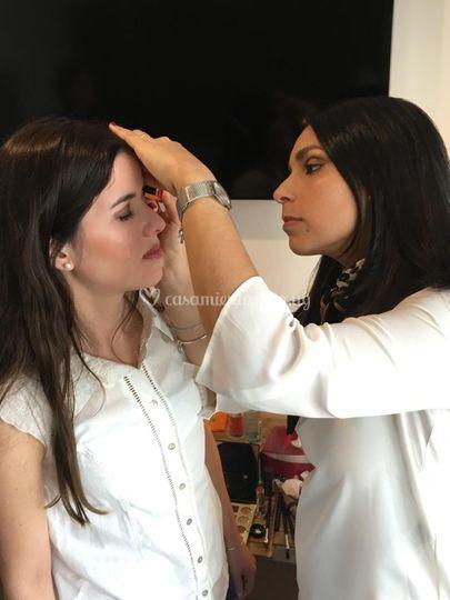Coco Makeup