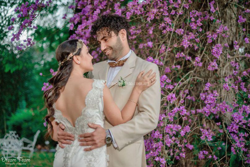 Exteriores pre boda