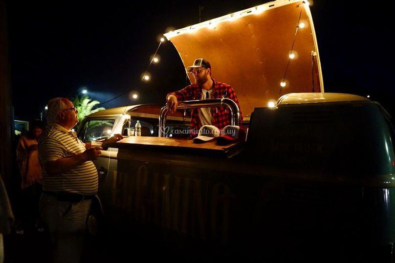 El Camino - Beer Truck