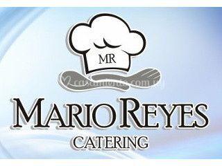 Mario Reyes Catering logo