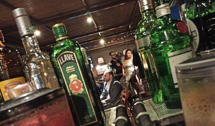 La Maison Du Cocktail - Barras 1