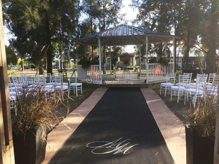 Sector de ceremonia