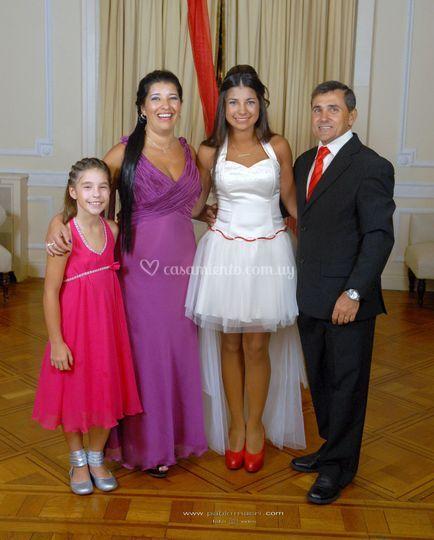 Anto, Bea y Vicky