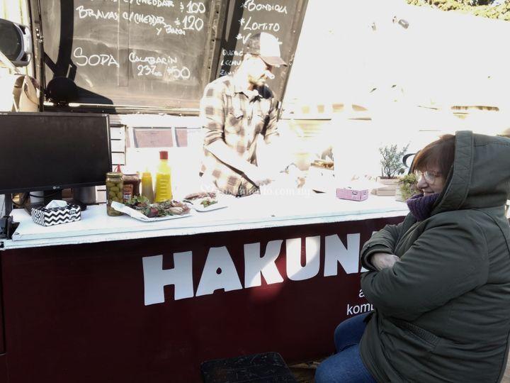 Hakuna Kombi Food