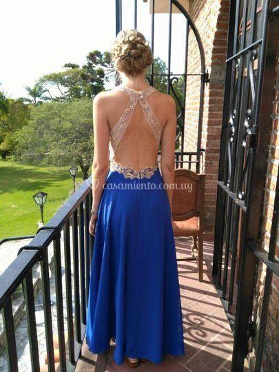 Hermosa espalda