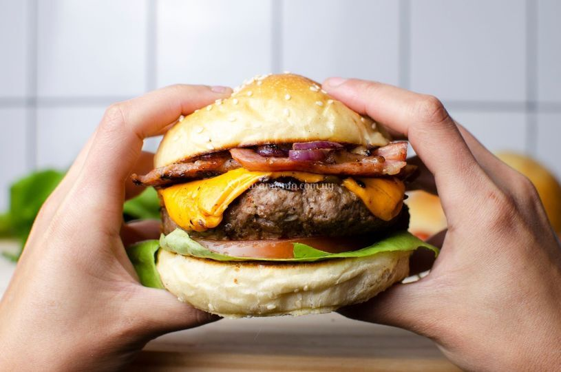 Burger artesanal