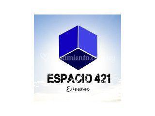 Logo Espacio 421 Eventos