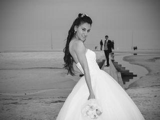 El casamiento de Camila y Santiago