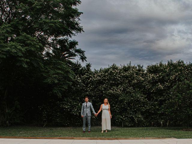 El casamiento de Sabri y Fabri