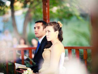 El casamiento de Margot y Francisco