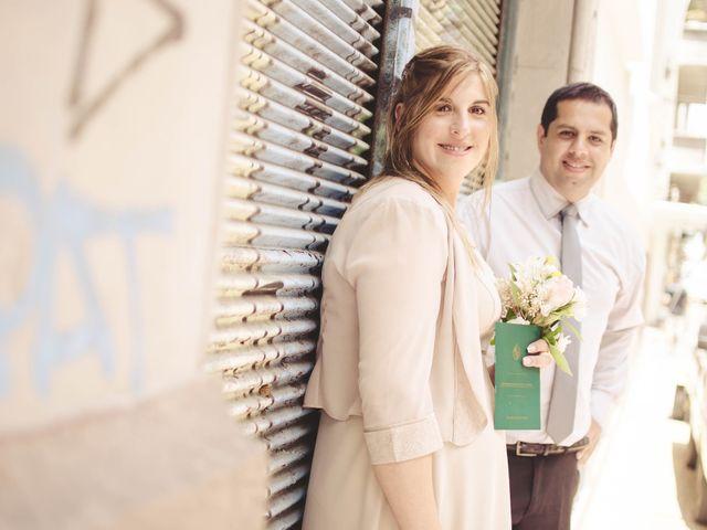 El casamiento de Noelia y Alejandro