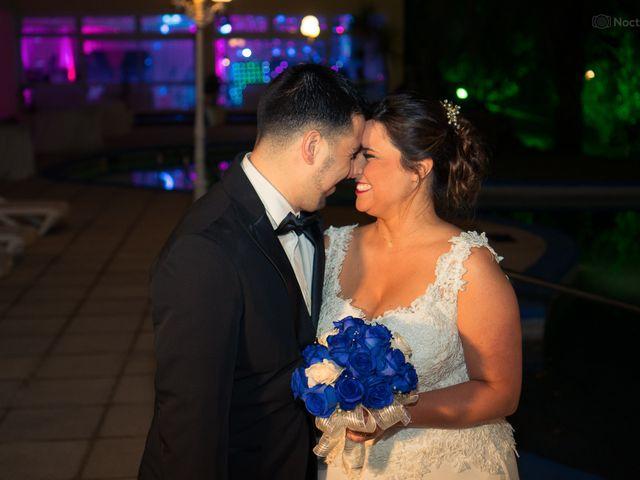 El casamiento de Camila y Nicolás