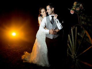 El casamiento de Antonella y Pablo