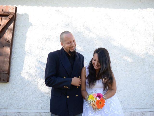 El casamiento de Daiana y Nacho