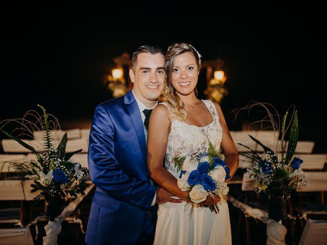 El casamiento de Carla y Nicolas