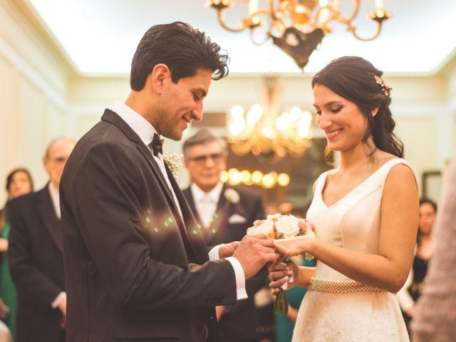 El casamiento de Ana Lucia y César